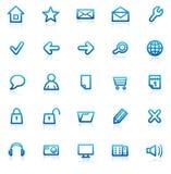 Set Internet icons Royalty Free Stock Photo