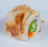 Set of Japanese sushi Royalty Free Stock Photo