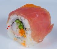 Set of Japanese sushi Stock Photos