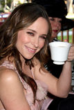 THE SET,Jennifer Love-Hewitt Stock Image