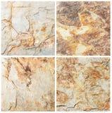 Set kamienny tło i tekstura Wysoka rozdzielczość () Fotografia Stock