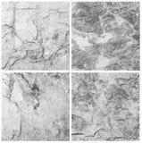 Set kamienny tło i tekstura Wysoka rozdzielczość () szary colo Obraz Royalty Free