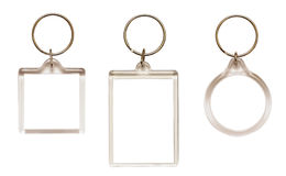 A set of key chains Royalty Free Stock Photography