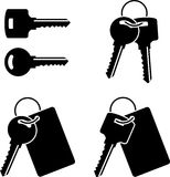 Set of keys Stock Images