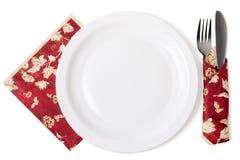 Set of kitchen object Royalty Free Stock Image