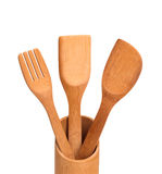 Set of kitchen spatula Stock Photography