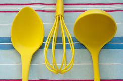 Set of kitchen tools Royalty Free Stock Images