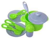 Set kitchen utensils Stock Photo