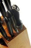 Set of knives Royalty Free Stock Image