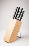 Set of knives Royalty Free Stock Photography