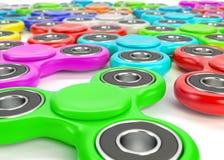 Set kolorowi wiercipięta kądziołki Zdjęcie Stock
