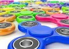 Set kolorowi wiercipięta kądziołki Obrazy Royalty Free