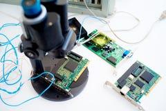 Set komputerowy narzędzia Zdjęcie Stock