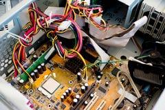 Set komputerowy narzędzia Zdjęcia Stock