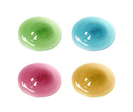 Set kosmetyczny gel Zdjęcie Royalty Free