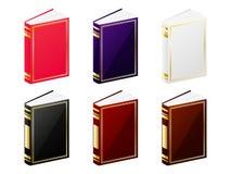 Set książki royalty ilustracja