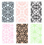 Set of lace Stock Photography