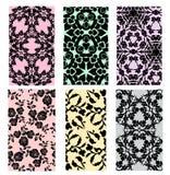Set of lace Stock Photo