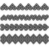 Set lace Royalty Free Stock Photo