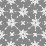 Set. Lace Seamless Pattern. Royalty Free Stock Photo