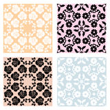 Set of lace Royalty Free Stock Photo