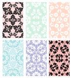 Set of lace Stock Photos
