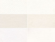 A set of light-beige texture. Set light beige high-resolution textures for background Royalty Free Stock Image
