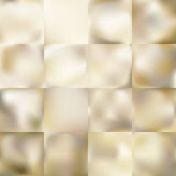 Set of Light gold background. EPS 10. Set of Light gold gradient Mesh abstract background. EPS 10 vector file included stock illustration
