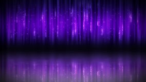 Set of light in purple stock video footage