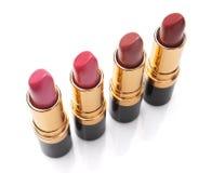 Set of lipstick stock image