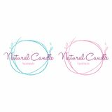 Set of Logo for Beauty and Cosmetics. Handmade Candle Spa Logo Vector illustrations Stock Photography