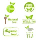Set of logo, labels, badges, emblems and logotype Royalty Free Stock Photos