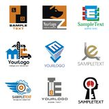 Logos Stock Photo