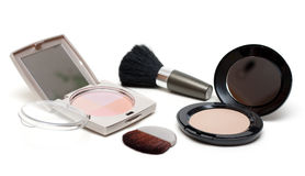 Set of the make-up Royalty Free Stock Photos