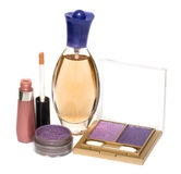 Set for make-up Royalty Free Stock Photos