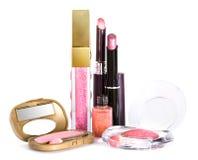 Set for make-up Stock Photos