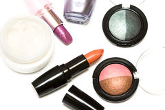 Set for make-up Stock Images