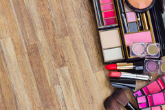 Set of make up Royalty Free Stock Photography