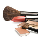Set for makeup Royalty Free Stock Photography