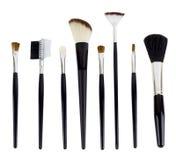 Set makijaży muśnięcia Fotografia Stock