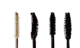Set of mascara Stock Photo