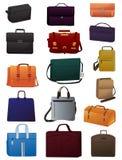 Mens handbags Royalty Free Stock Photo