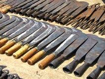 Set Messer für Verkauf 2 lizenzfreie stockfotos