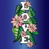 Set miłość Obrazy Royalty Free