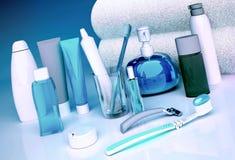 Set for morning hygiene. Stock Image