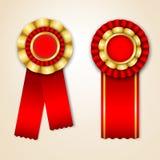 Set nagrodzoni faborki Obrazy Stock