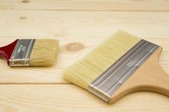 Set narzędzia dla malować dom Obrazy Royalty Free