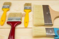 Set narzędzia dla malować dom Zdjęcia Stock