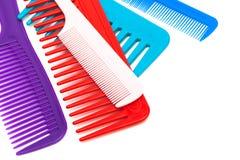 Set of new comb Stock Photos