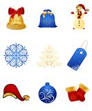 Set New Year's Stock Images
